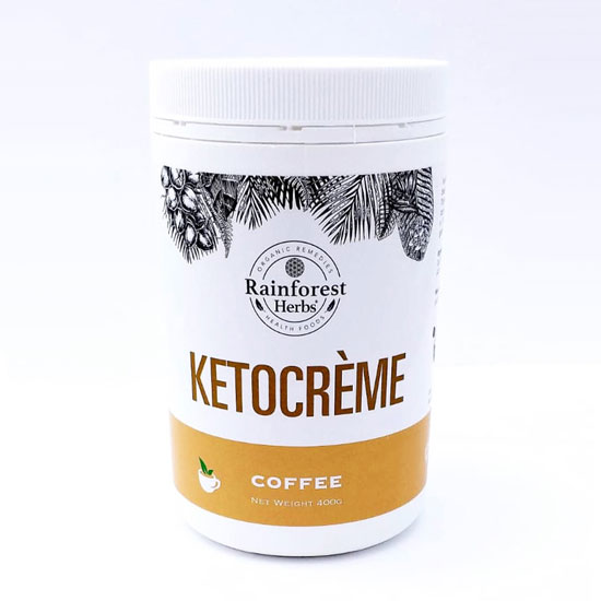 KetoCreme Coffee Powder